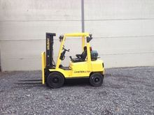 2002 HYSTER H2.50XM 4-wheel fro