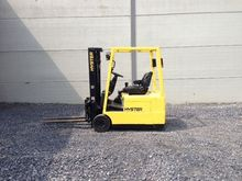 HYSTER J1.60XMT 3-wheel front f