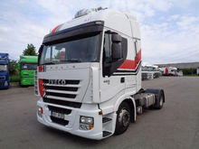 2008 Iveco STRALIS AS 440S42 LO