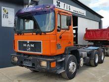 1995 MAN 26.372 6X4 tractor uni