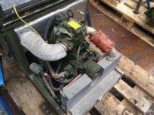1980 DIV. Generator Hatz 28 Vol