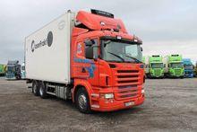 2009 Scania R480LB6X2*4MNB Refr