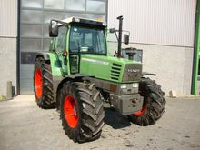Fendt 311 LSA Wheel tractor