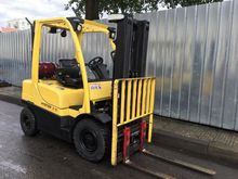2006 HYSTER H2.5FT 4-wheel fron