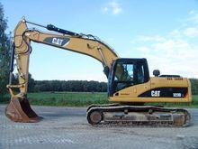 Used 2008 CAT 323DL