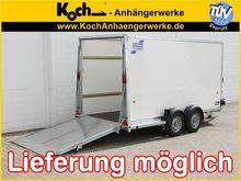 Used 2016 Koffer 125