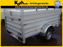 2016 Koch 125x250cm 750kg Decke