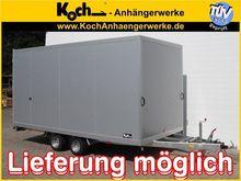Used 2016 Koch Koffe