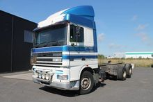 2001 DAF FAS95.480X Container t