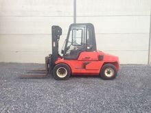 Used LINDE H45D-600