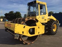 2010 Bomag BW214PDH-4 Compactor