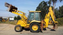 1995 JCB 3CX Backhoe loader