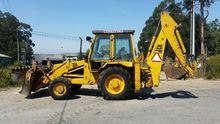 1990 JCB 3cx Backhoe loader