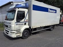 2005 DAF LF 55 Box truck