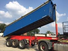 Used 2003 MEILLER MH