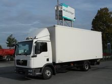 2012 MAN - 8.220 FL Box truck