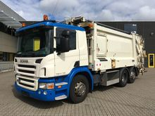 2010 Scania P320 Garbage truck