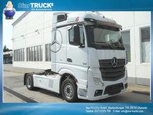 2012 Mercedes-Benz Actros 1845L