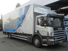Used 2001 Scania P 9