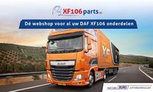 Used DAF XF106 Box t