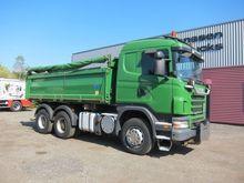 Used 2010 Scania G 3