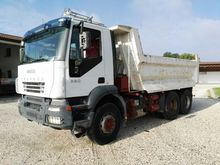 Used Iveco Trakker 2