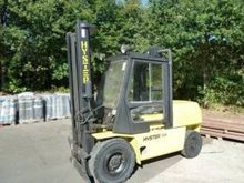Used 1995 Hyster H5.
