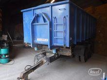 1pc Spannmålsvagn (hemmabyggd)
