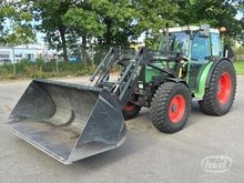 2001 Fendt 250 SA Tractor with