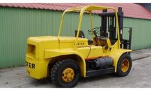 1990 Hyster Forklift Forklift