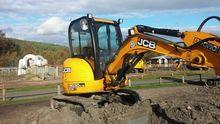 2013 JCB 8030 ZTS Mini excavato