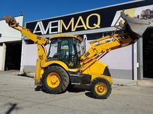 2006 JCB 3CX Backhoe loader
