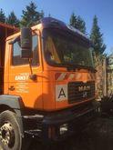 Used 2001 MAN 26.310