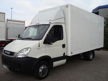2012 Closed box van