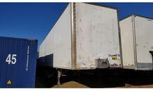 1990 Onbekend box trailer Close