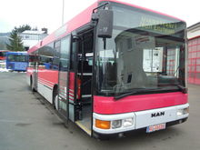 Used 1997 MAN A 20 C