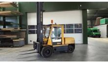 2010 Hyster H5.00xl Forklift