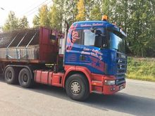 Used 1998 Scania R14
