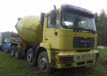 1999 MAN L2000 Concrete mixer