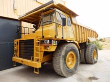 1988 Caterpillar 773 B Rigid du
