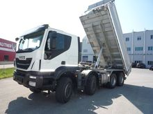 2016 Iveco AT410T45 8x4 Euro 6