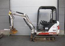 Used 2003 Bobcat 322