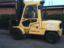 Used Hyster 5.00xm 4