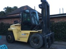 Used HYSTER 8.00xm 4