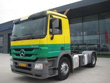 2010 Mercedes-Benz 1841 LS Trac
