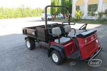 Toro 3100 Workman with tipping