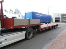 1990 LSU 3ASDU Low loader semi-