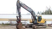Volvo EC210B Crawler Excavator