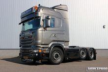 2013 Scania R500 V8 6X2 EURO 5