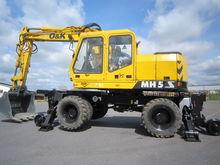 2003 O&K MH5 S Zwei-Wege-Bagger